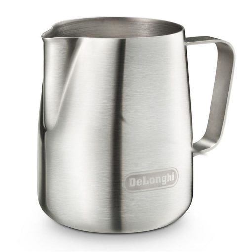 Delonghi 400ml Stainless Steel Milk Jug