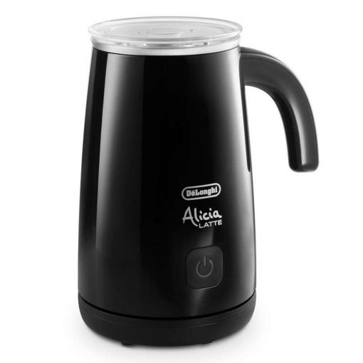 Delonghi Alicia Milk Frother Black EMF2.BK