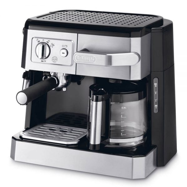 Delonghi Combi Coffee Maker BCO 420