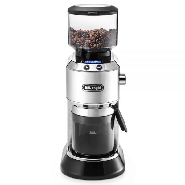 Delonghi Dedica Digital Coffee Grinder KG 521