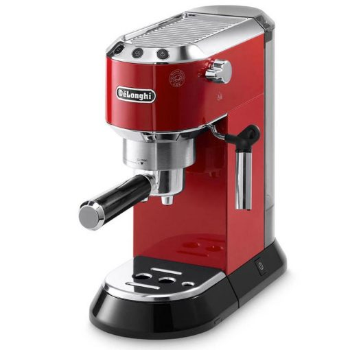 Mesin Kopi Delonghi Dedica EC 680.R Red