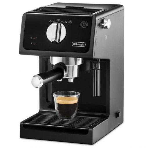 Mesin Kopi Delonghi Pump Espresso ECP 31.21