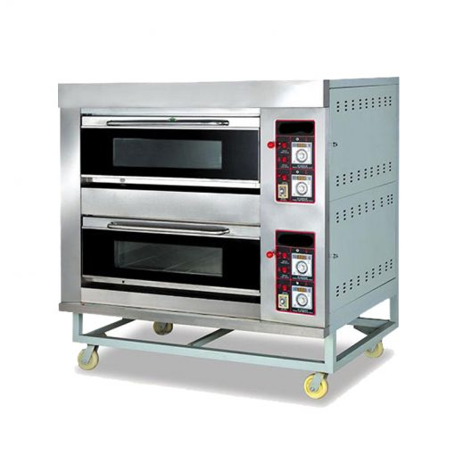 Oven Gas Roti Astro 2 Deck 4 Loyang