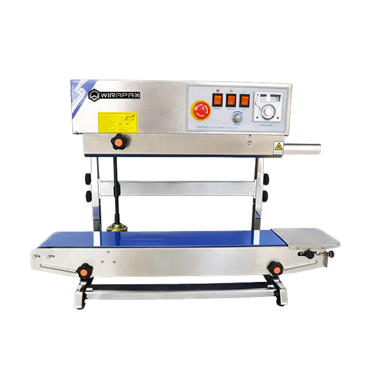 Continuous Sealer Vertical HUALIAN FRB770ii